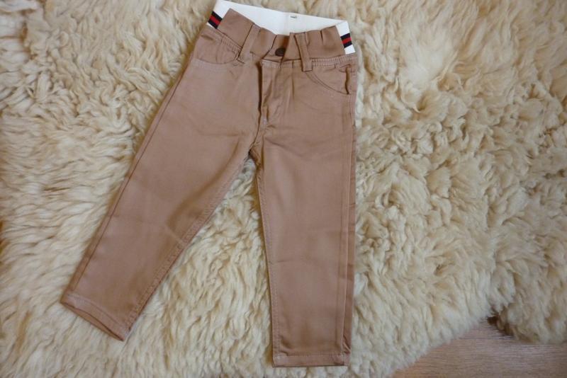 Брюки джинсы, турция, от 2 до 6-7 лет, летние, модные
