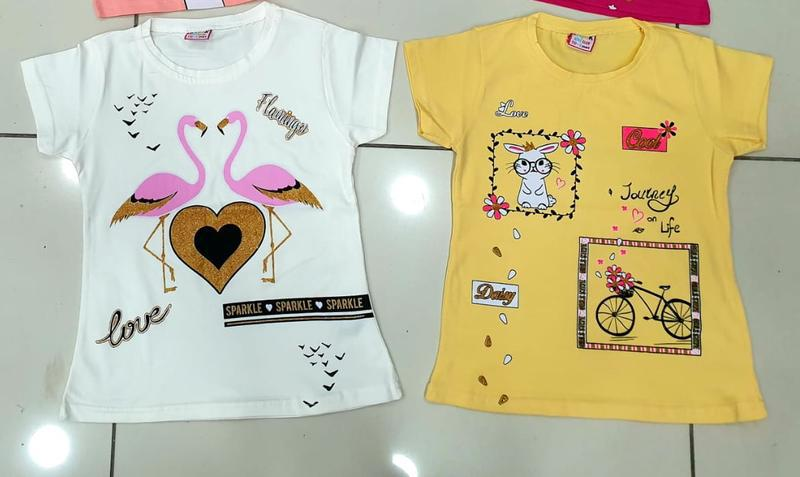 Модные, яркие футболки, 2020 хит, турция от 4-5 до 8 лет, стил...