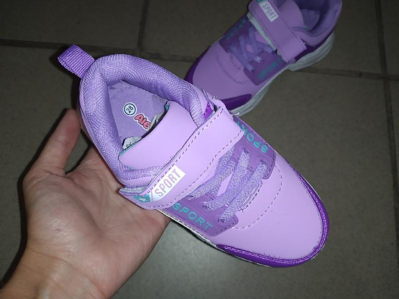 Кроссовки кросівки детские  деми спорт спортивные кросы - Фото 2