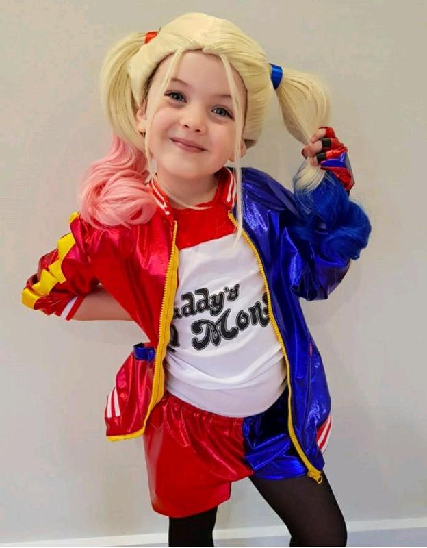 Харли Квинн детский карнавальный костюм Киев