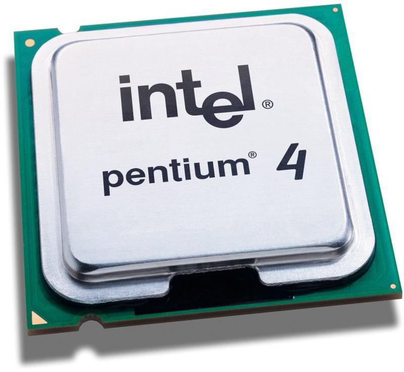 процессор Pentium 4 650 3.4 Ггц, s775