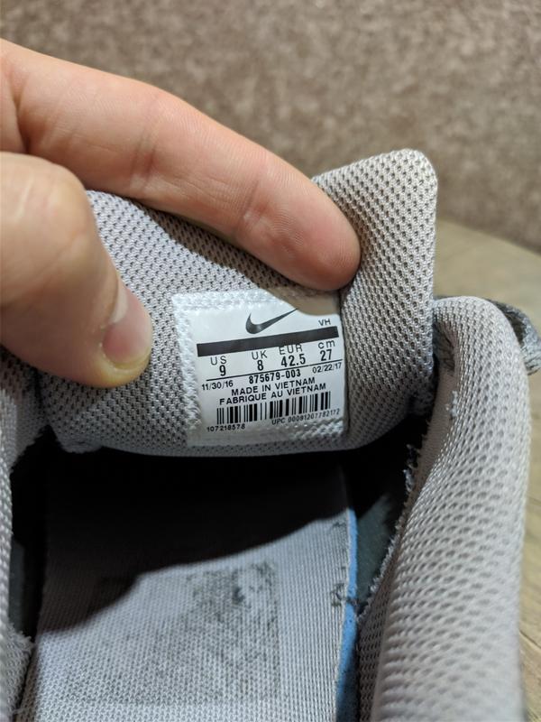 Чоловічі кросівки nike air max 1 - Фото 6