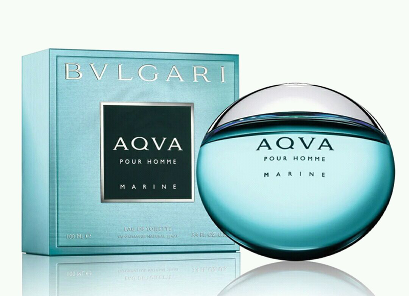 Мужская туалетная вода Bvlgari Aqua Pour Homme Marine  100 мл Муж