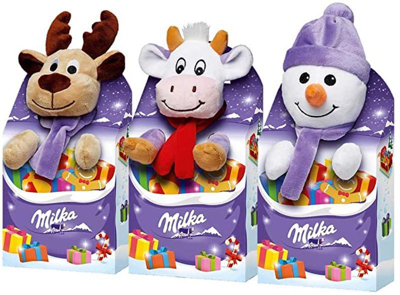 Подарочный набор Milka