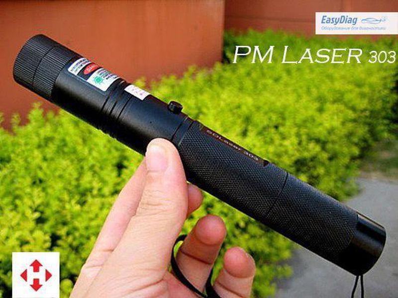 Лазерная указка зелёный лазер Laser 303 green