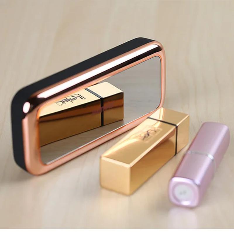 Портативная батарея Power Bank Gold Mirror 50000 mAh зеркало - Фото 3
