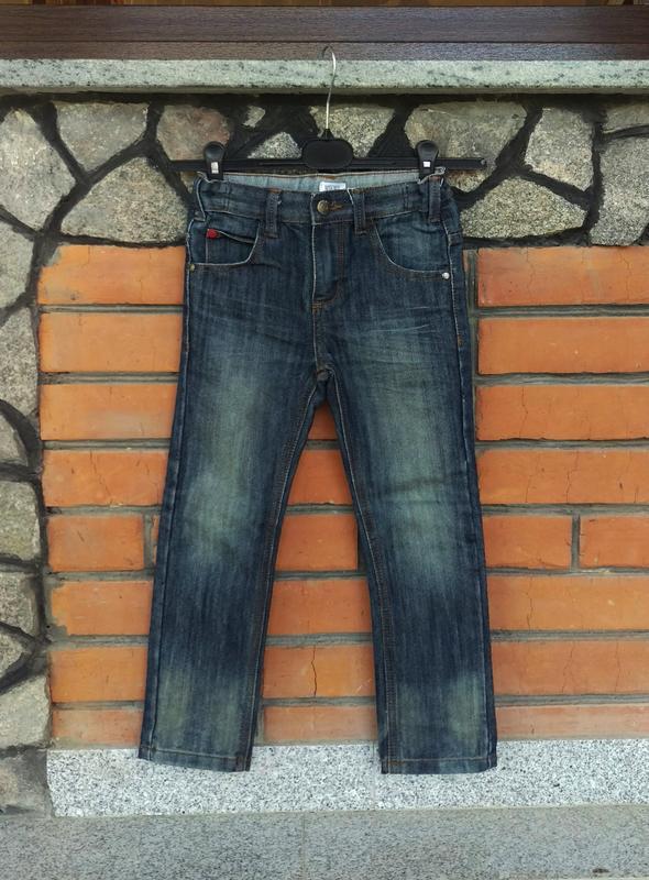 F&f классные джинсы 6-7 лет, рост 122 см