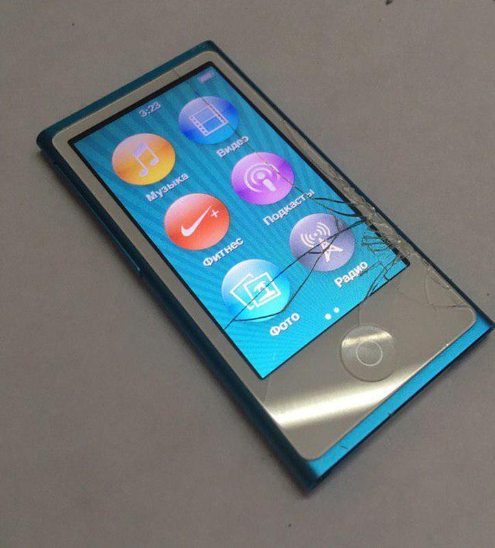 Apple iPod nano 7 16Gb - Фото 3