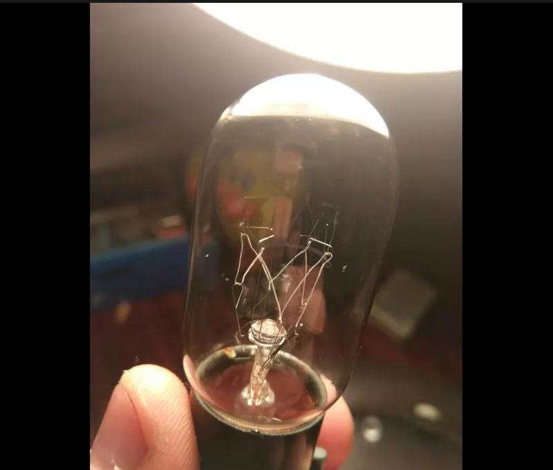 Лампочка, лампа для микроволновки СВЧ печи 4шт. В наличии - Фото 2