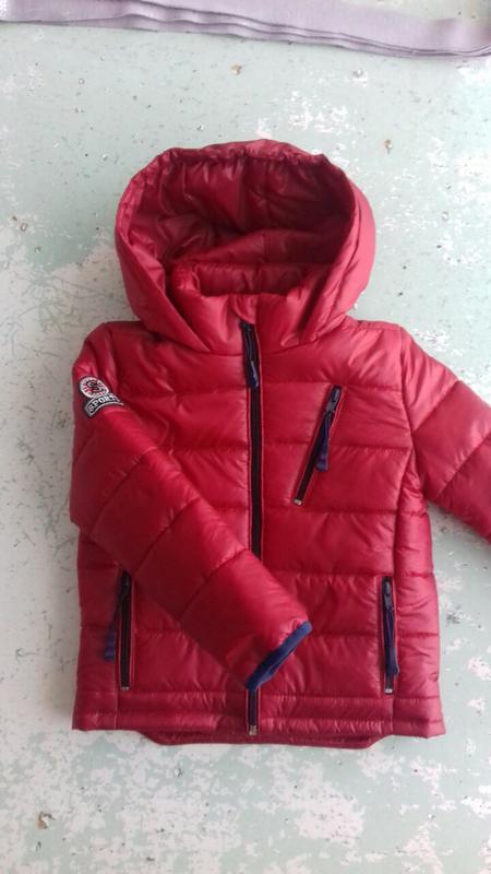 Демисезонные куртки - Фото 2
