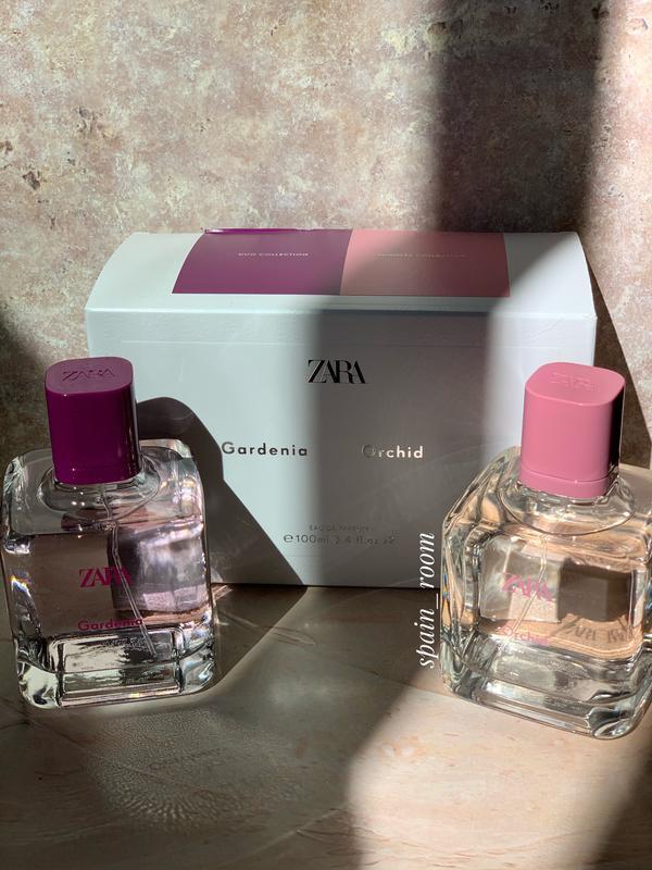 Духи zara orchid/gardenia в наборе/парфуми/туалетна вода/туале...