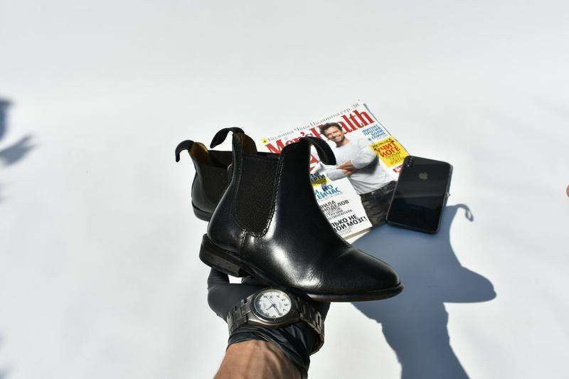 Loveson оригинал! детские ботинки для верховой езды туфли челс...