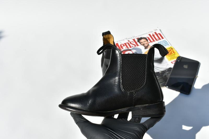 Loveson оригинал! детские ботинки для верховой езды туфли челс... - Фото 2