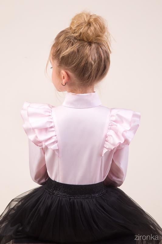 Блуза  для девочки zironka - Фото 3