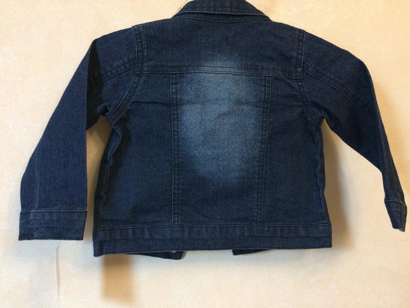 Джинсовая курточка - Фото 3