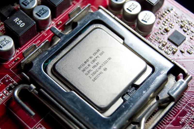 ТОП процессор Intel Core 2 Duo E8600