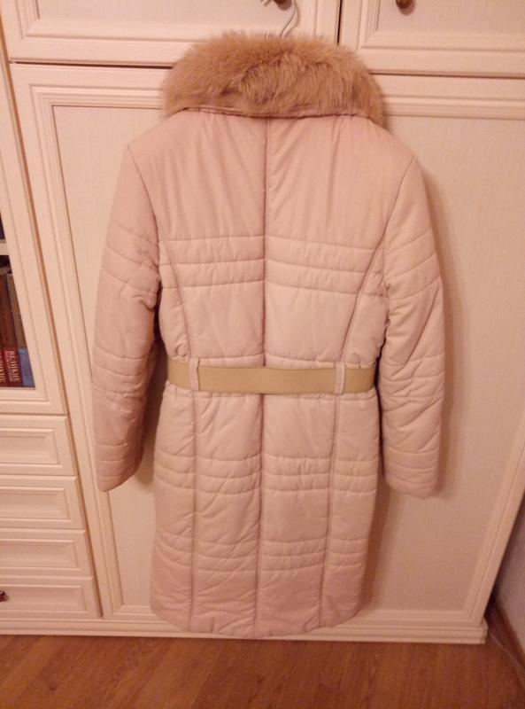 Зимний женский пуховик. Куртка. Пальто. - Фото 2