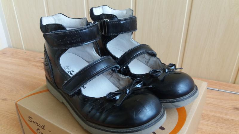 Туфли ортопедические Сурсил-Орто р.32 - Фото 2