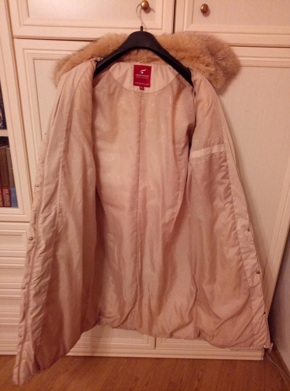 Зимний женский пуховик. Куртка. Пальто. - Фото 3