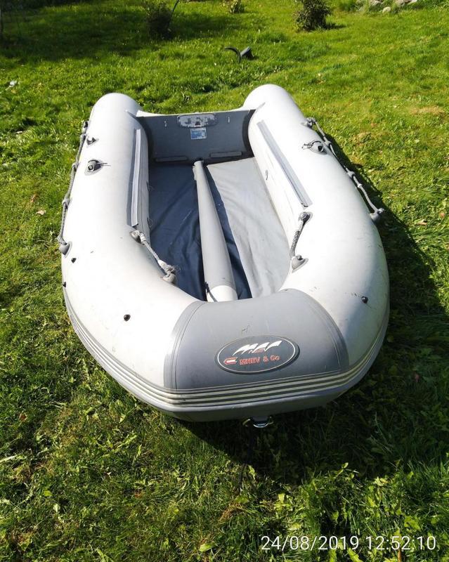 Лодка надувная CAYMAN N 360