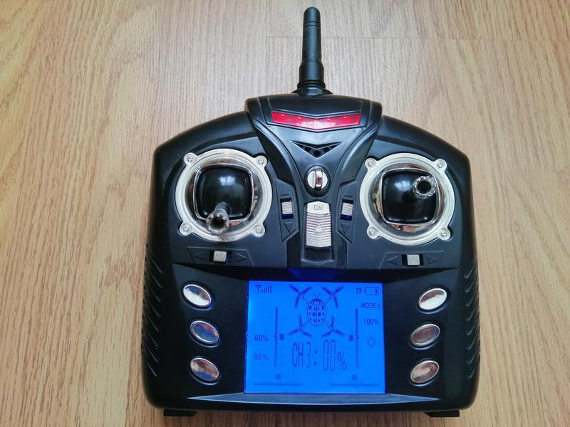 Квадрокоптер WLToys V636 Skylark 2.4Ghz (WL-V636) - Фото 3