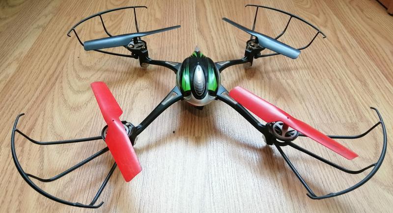 Квадрокоптер WLToys V636 Skylark 2.4Ghz (WL-V636)