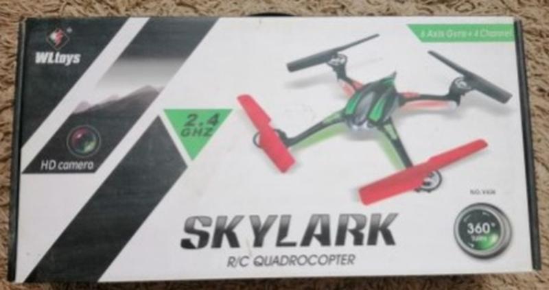 Квадрокоптер WLToys V636 Skylark 2.4Ghz (WL-V636) - Фото 6