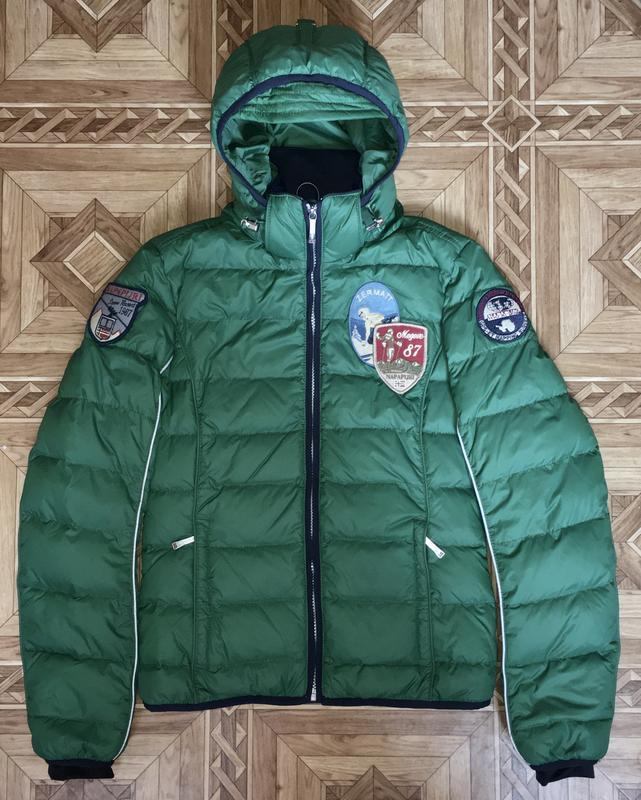 Пуховик зимняя куртка парка napapijri(оригинал)