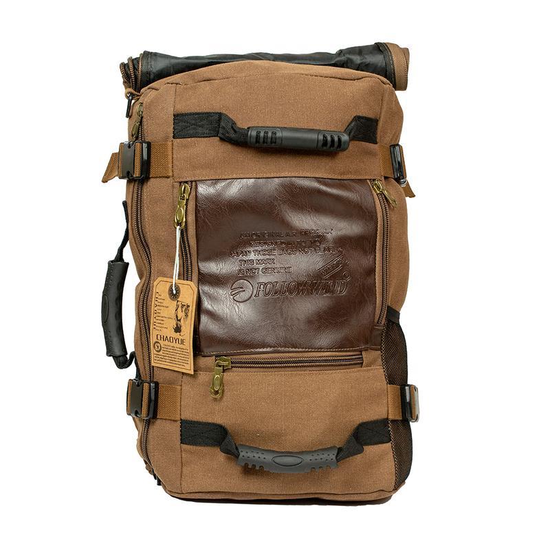 рюкзак-сумка для путешествий и города