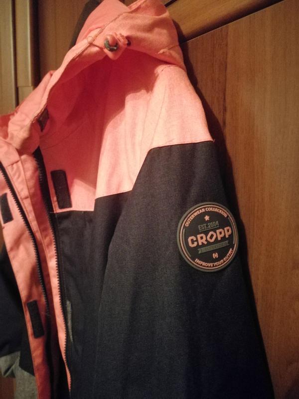 Куртка женская спортивная Cropp р. XS - Фото 9