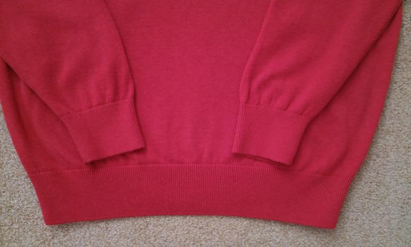 Стильный свитер с эмблемой дорого европейского бренда a.w. dun... - Фото 5