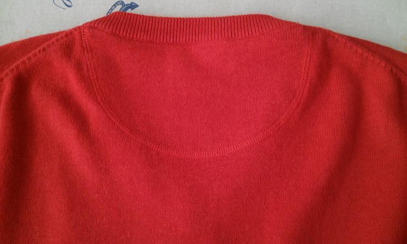 Стильный свитер с эмблемой дорого европейского бренда a.w. dun... - Фото 6