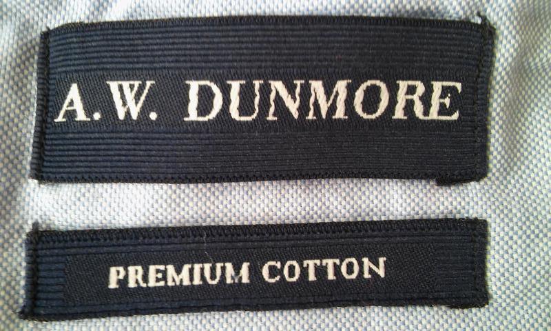 Стильный свитер с эмблемой дорого европейского бренда a.w. dun... - Фото 7