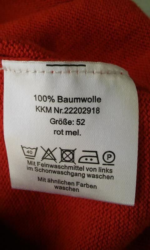 Стильный свитер с эмблемой дорого европейского бренда a.w. dun... - Фото 8