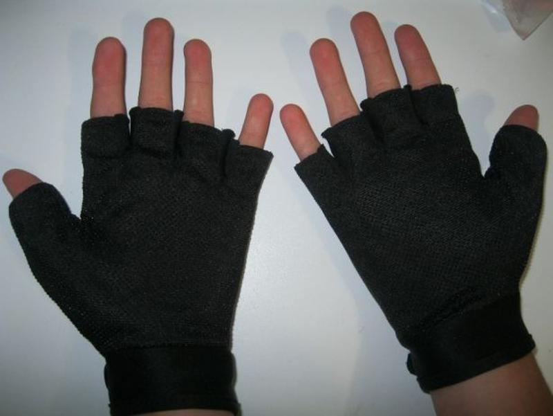 Перчатки 5.11 Без пальцев - Фото 2