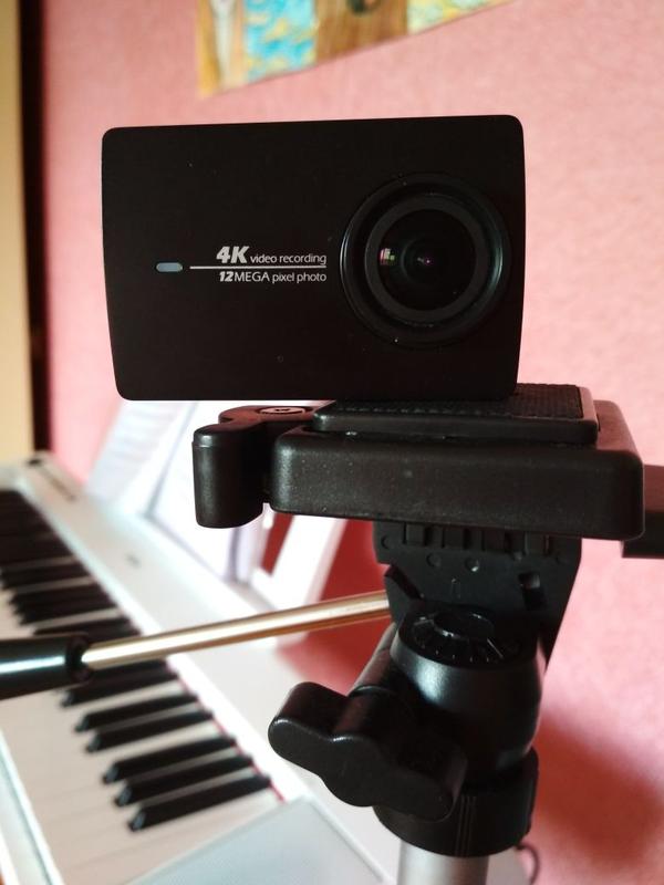 4K экшн камера