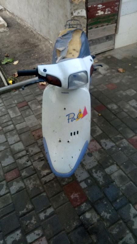 Honda pal af18 2 штуки - Фото 2