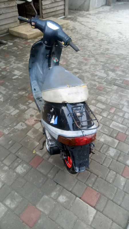 Honda pal af18 2 штуки - Фото 12