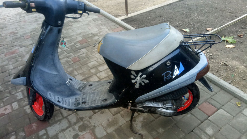 Honda pal af18 2 штуки - Фото 11