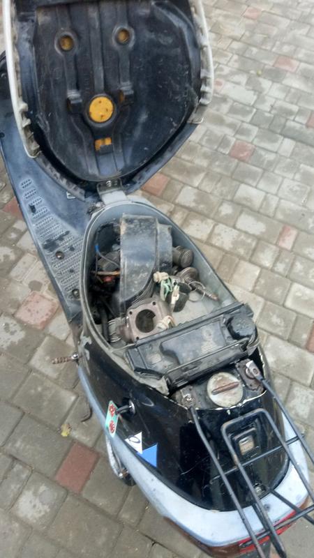 Honda pal af18 2 штуки - Фото 15