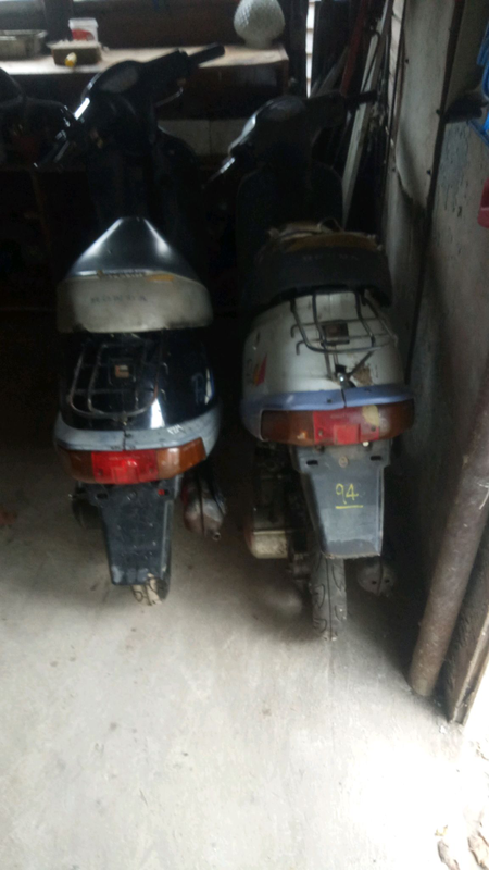 Honda pal af18 2 штуки - Фото 19