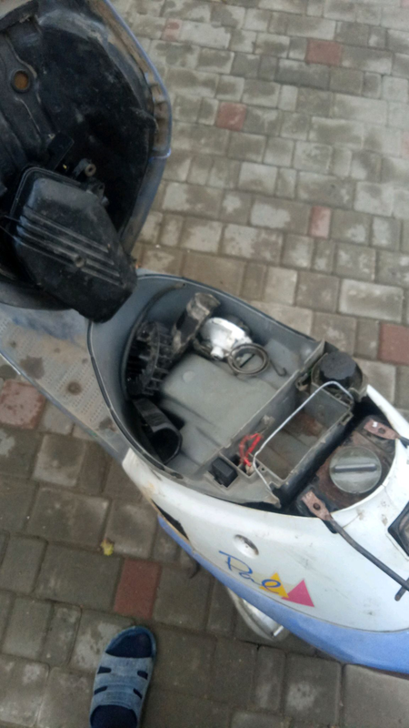 Honda pal af18 2 штуки - Фото 9