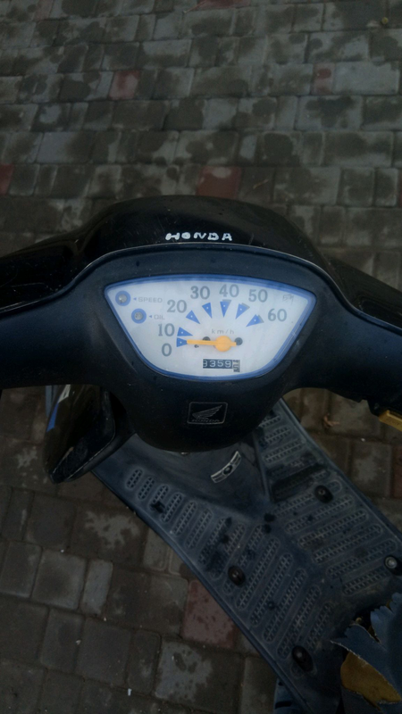 Honda pal af18 2 штуки - Фото 16