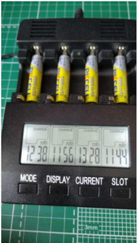 Аккумуляторная батарея PKCELL Ni-mh AAА 1000 mAh с зарядкой. - Фото 10