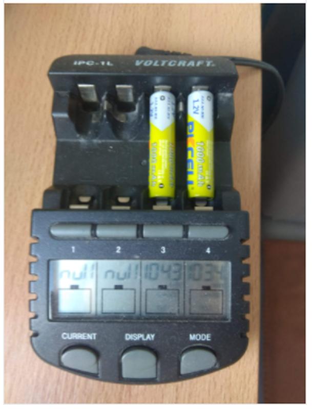 Аккумуляторная батарея PKCELL Ni-mh AAА 1000 mAh с зарядкой. - Фото 9
