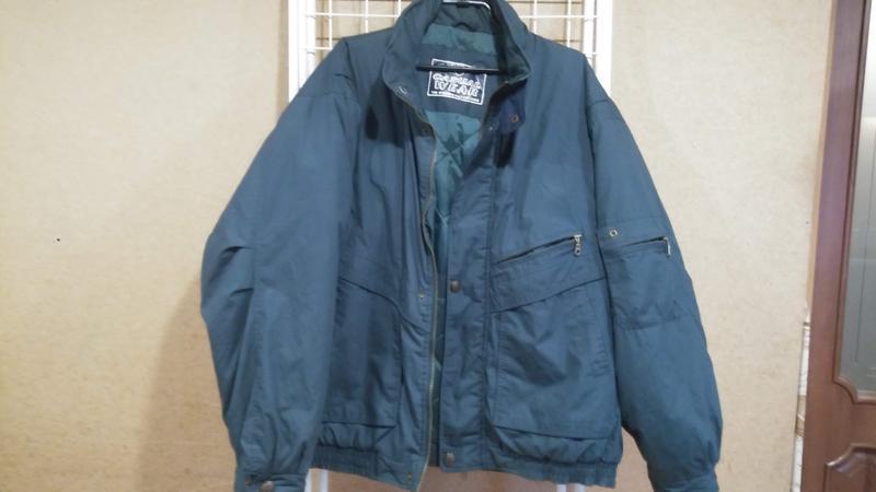 Мужская осенняя куртка хорошего качества - Фото 2