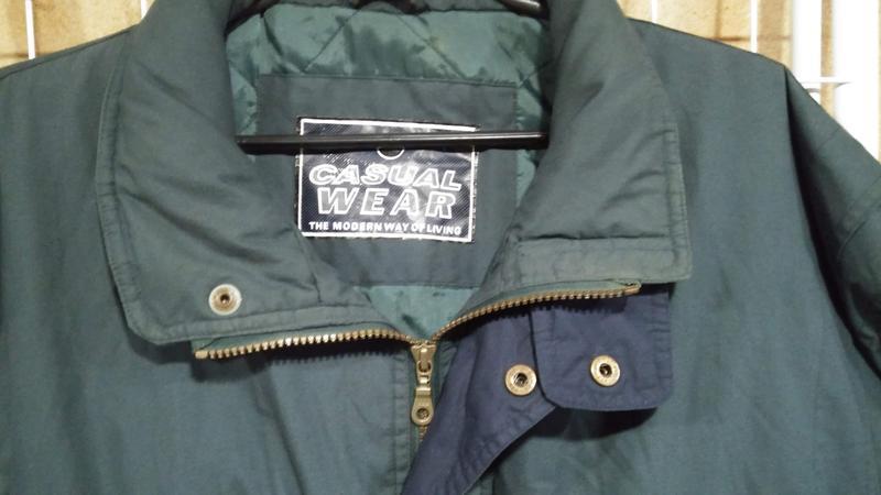 Мужская осенняя куртка хорошего качества - Фото 6