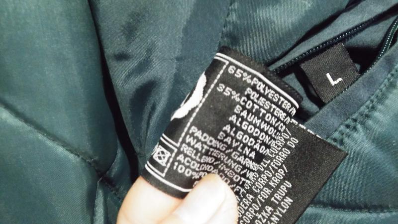 Мужская осенняя куртка хорошего качества - Фото 9