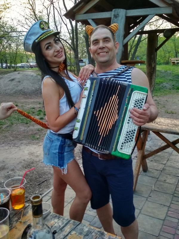 "МС  ""Разгуляй"" поюший баянист - Фото 4"