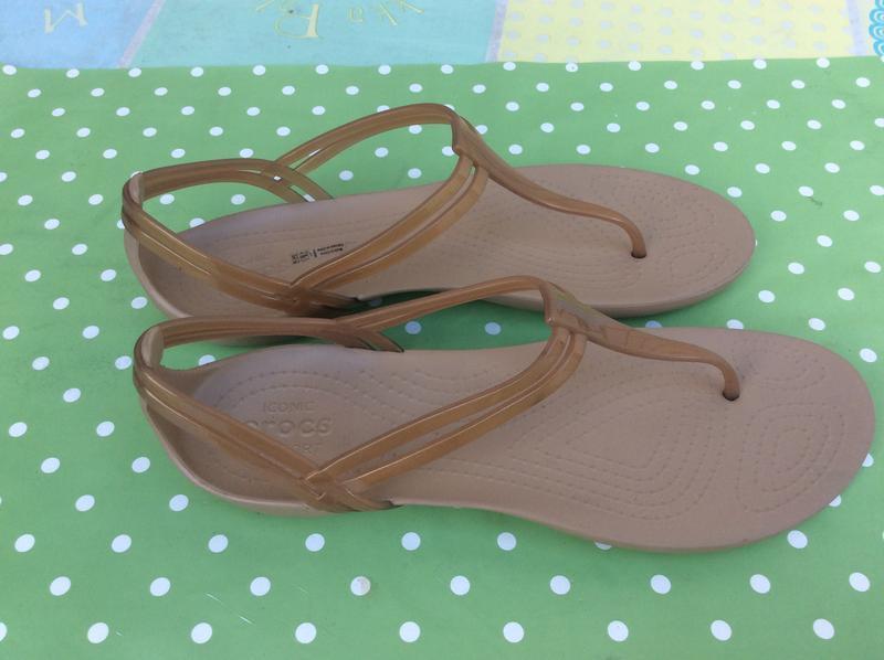 Босоножки crocs iconic comfort 41-42 p